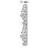 Chou & Flowers Mask Stencil - Frise Feuillage