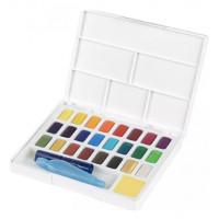 Faber Castell 24 Watercolors paint set