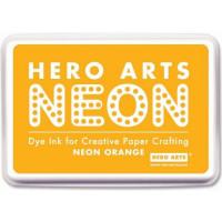 Hero Arts Neon dye ink - Orange