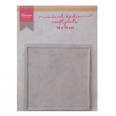 Marianne Craft Plate 10 x 10 cm
