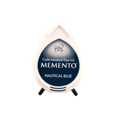 Memento Dew Drop InkPad - Nautical Blue