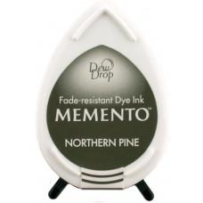 Memento Dew Drop Ink Pad - Northern Pine