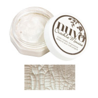 Nuvo Crackle Mousse Russian White