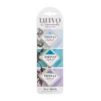 Nuvo Diamond hybrid ink pad trio - Sea siren