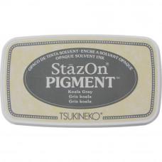 StazOn pigment ink - Koala Gray