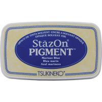 StazOn pigment ink - Mariner Blue