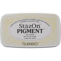 StazOn pigment ink - Snowflake