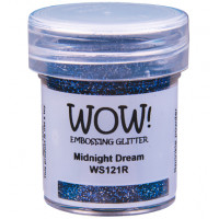 Wow! Embossing Glitter Powder - Midnight Dream