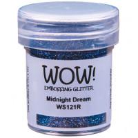Wow! Embossing Glitter Powder - Midnight Dream