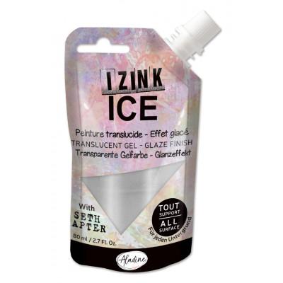 Aladine with Seth Apter - Izink ICE glaze - Hailstone