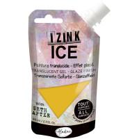 Aladine with Seth Apter - Izink ICE glaze - Melted Butter