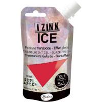 Aladine with Seth Apter - Izink ICE glaze - Slurpee