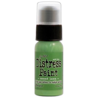 Distress Paint - Mowed Lawn