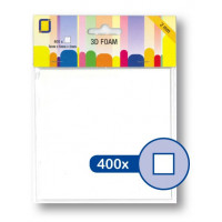 3D Foam Squares 5 x 5 x 2 mm