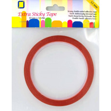 Extra Sticky strong Double Sided Tape - 12mm