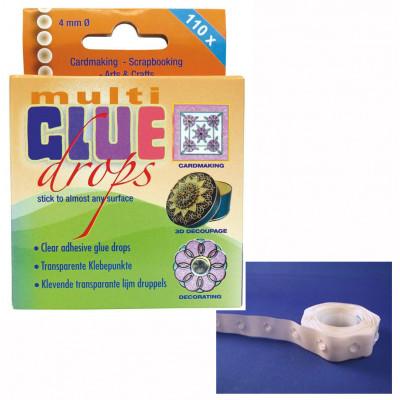 JEJE Produkt Multi Use Glue Drops 4mm