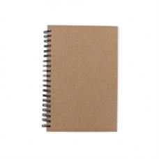 Kraft Notebook to Decorate By La Fourmi