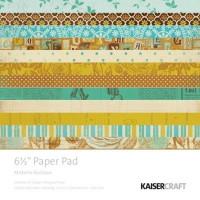 "Madame Boutique Cardstock Pad 6.5"" x 6.5"" - Kaisercraft"