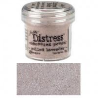 Distress Embossing Powder - Milled Lavender