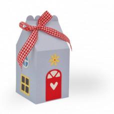 Sizzix thinlits 8 die set: MY LITTLE HOUSE