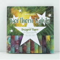 20 x 20Cm Natural Wonders Collection - Northern Lights