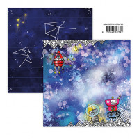 Art By Marlene scrapbooking paper Out of This World nr.60