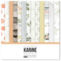 Collection Bienvenue chez moi - Ateliers de Karine