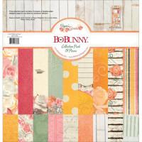 "Aryia's Garden 12"" x 12"" collection kit by BoBunny"