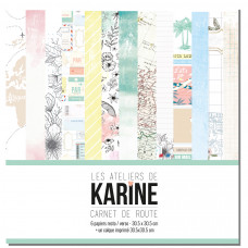 Collection Carnet de Route - Ateliers de Karine