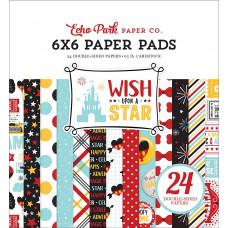 """Echo Park Double-Sided Paper Pad 6""""X6"""" - Wish Upon A Star"""