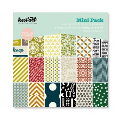 Kesi'art 'Collection édito' 6x6 Paper Pad