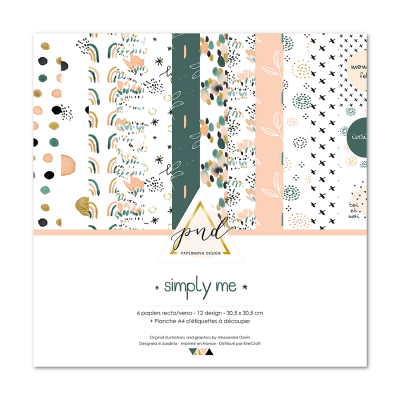 Collection Simply Me - Paper Nova Designs