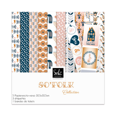 So'folk - paper collection from Sokaï