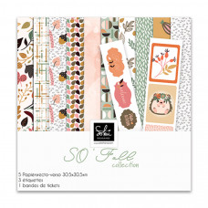 So'Fall - paper collection from Sokaï