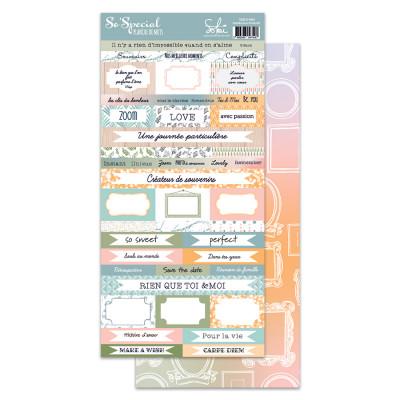 Sokaï SO'Special - Word sheet