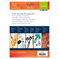 Yupo paper 5 x A4 300g