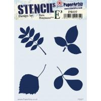 Paper Artsy stencil - ESN PS027