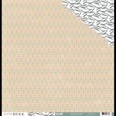 Kesi'art paper - Botanical 'Echeveria'