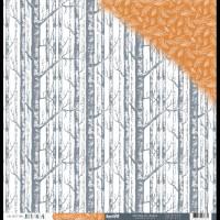Kesi'art paper - Botanical 'Synadenium'