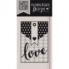 POCHETTE LOVE Stamps by Floriliege