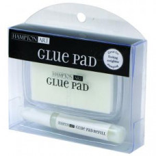 Hampton Art glue pad and refill