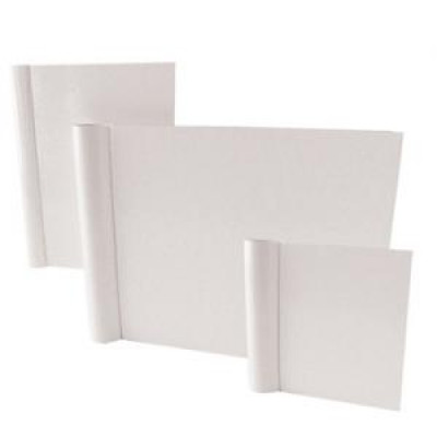 Cover-Alls - White 8x8 inch (20cm x 20cm) for use with 3/4 inch wires
