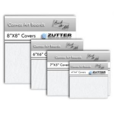 Bind-It-All Canvas Art Boards (8x8)