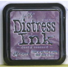 Encre DISTRESS INK - Dusty Concord