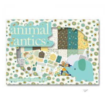 Animal Antics Complete Craft Kit