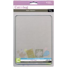 Cuttlebug plaque C
