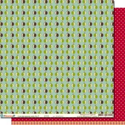 Paper 10 of the collection '4 rue de pouces verts'