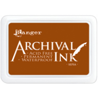 Archival Ink - Sepia
