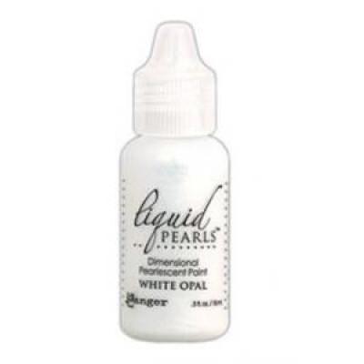 Liquid Pearls - White Opal