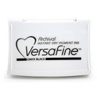 Versafine Onyx Black Pigment Ink